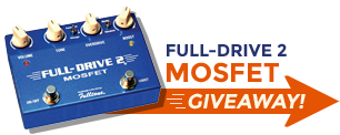Full-Drive 2 Mosfet Giveaway