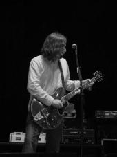 Rich Robinson with a pair of Fulltone TTEs