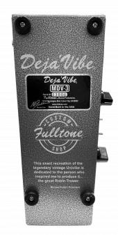 Fulltone Custom Shop Mini DejáVibe MDV-3 V2 - Bottom