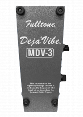 Fulltone MDV-3 Bottom Vew