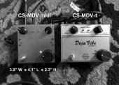 CS-MDV mkii v.s. CS-MDV-1