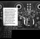 Fulltone GT-500 inductor