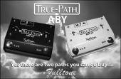 Fulltone TruePath ABY - Now there are two paths you can go buy.