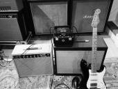 Mike Fuller's favorite clean recording tone - Fulltone SSTE