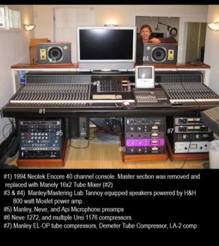 Fulltone Studio Gear