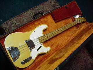 1968 Fender Tele Bass
