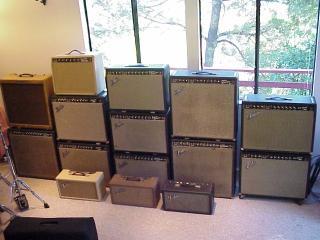 Fender Amp Heaven