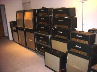 Marshall Amp Heaven