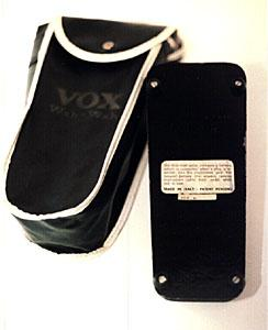 Late '66 or Early '67 Vox Wah Wah