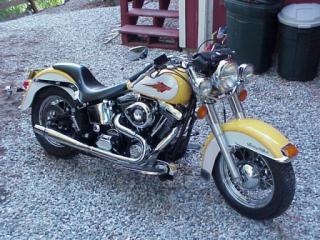 1997 Harley Heritage