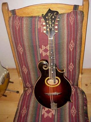 1922 Gibson F-4 Mandolin