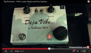 Justin Derrico's DejaVibe