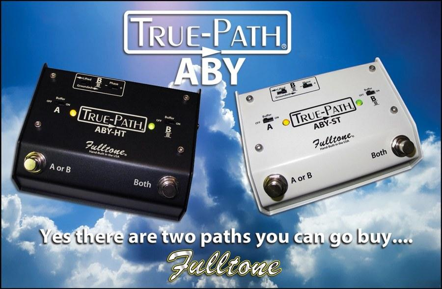 Fulltone True-Path ABY... there are two paths you can go buy