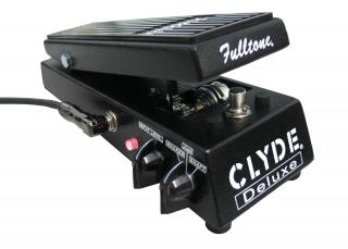 The Fulltone Clyde Deluxe Wah - CDW