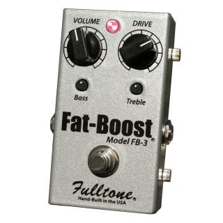 The Fulltone Fat-Boost FB-3