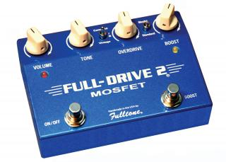 The Fulltone Full-Drive2 Mosfet - FD2-MOS