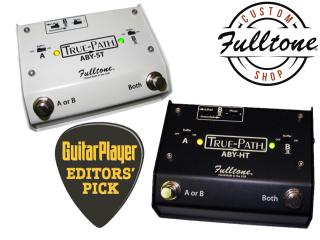 The Fulltone Custom Shop True-Path ABY