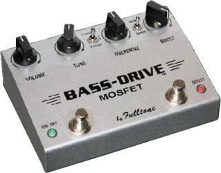 Bass-Drive-Mosfet