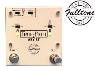 The Fulltone Custom Shop True-Path CS-ABY-ST V2
