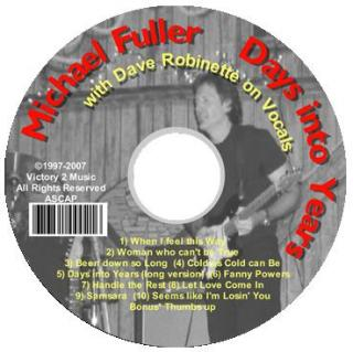 Fulltone Days Into Years CD