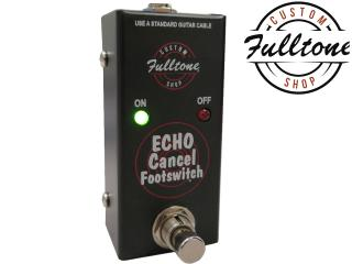 The Fulltone Custom Shop Echo Cancel Footswitch (ECF)
