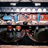 """My homemade """"Blues Breaker"""" type amp"""