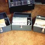3 Mint Tube Echoplexes.
