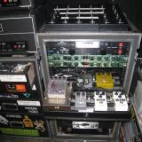 Keith Urban's 2009 tour rig. Note the dual OCDs.