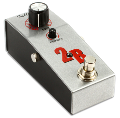 Fulltone Musical Products, Inc    pedals   2B