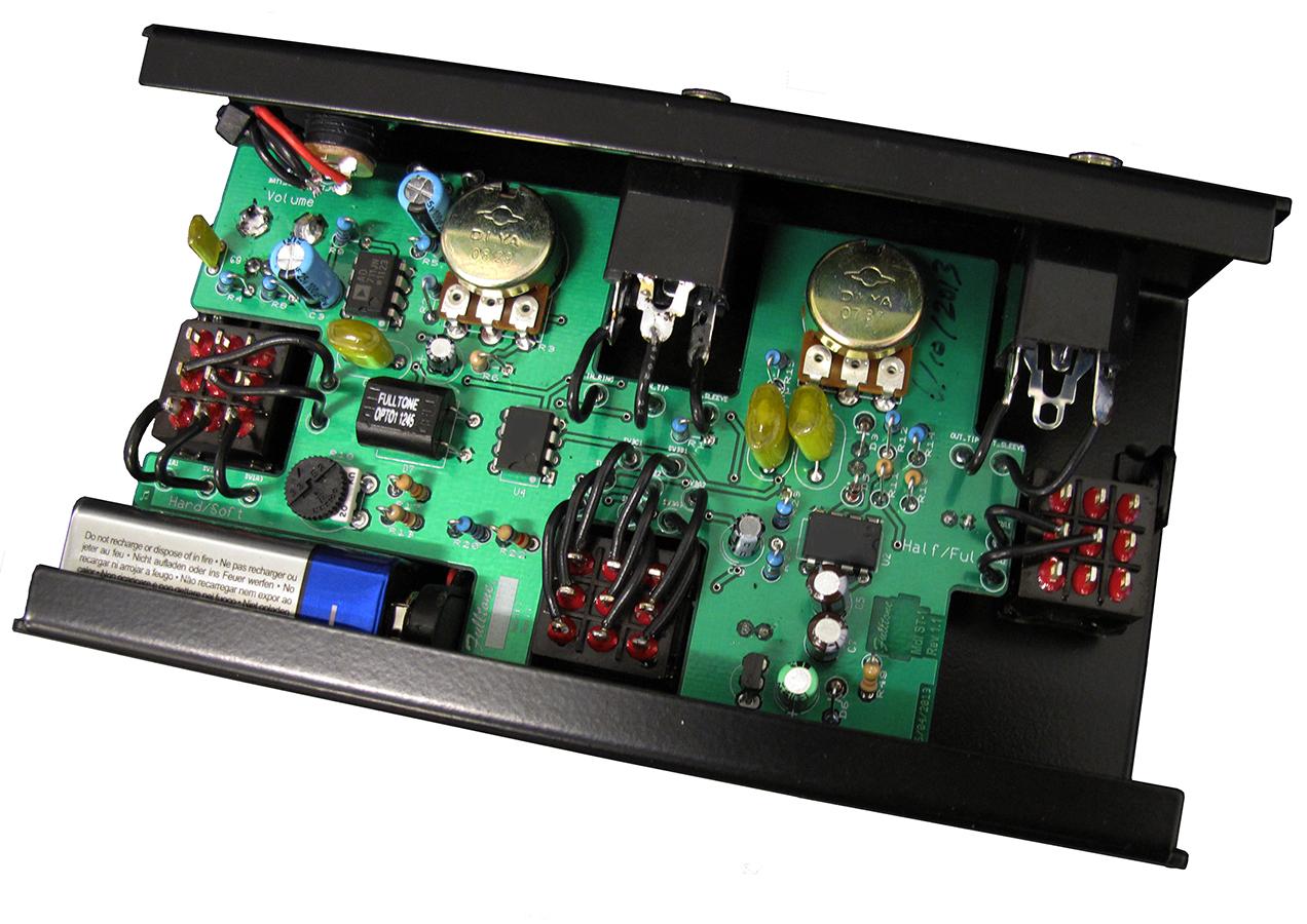 Fulltone Musical Products Inc Pedals Supa Trem 1 Boost Pedal Wiring Diagram Joe Bonamassas St Guts
