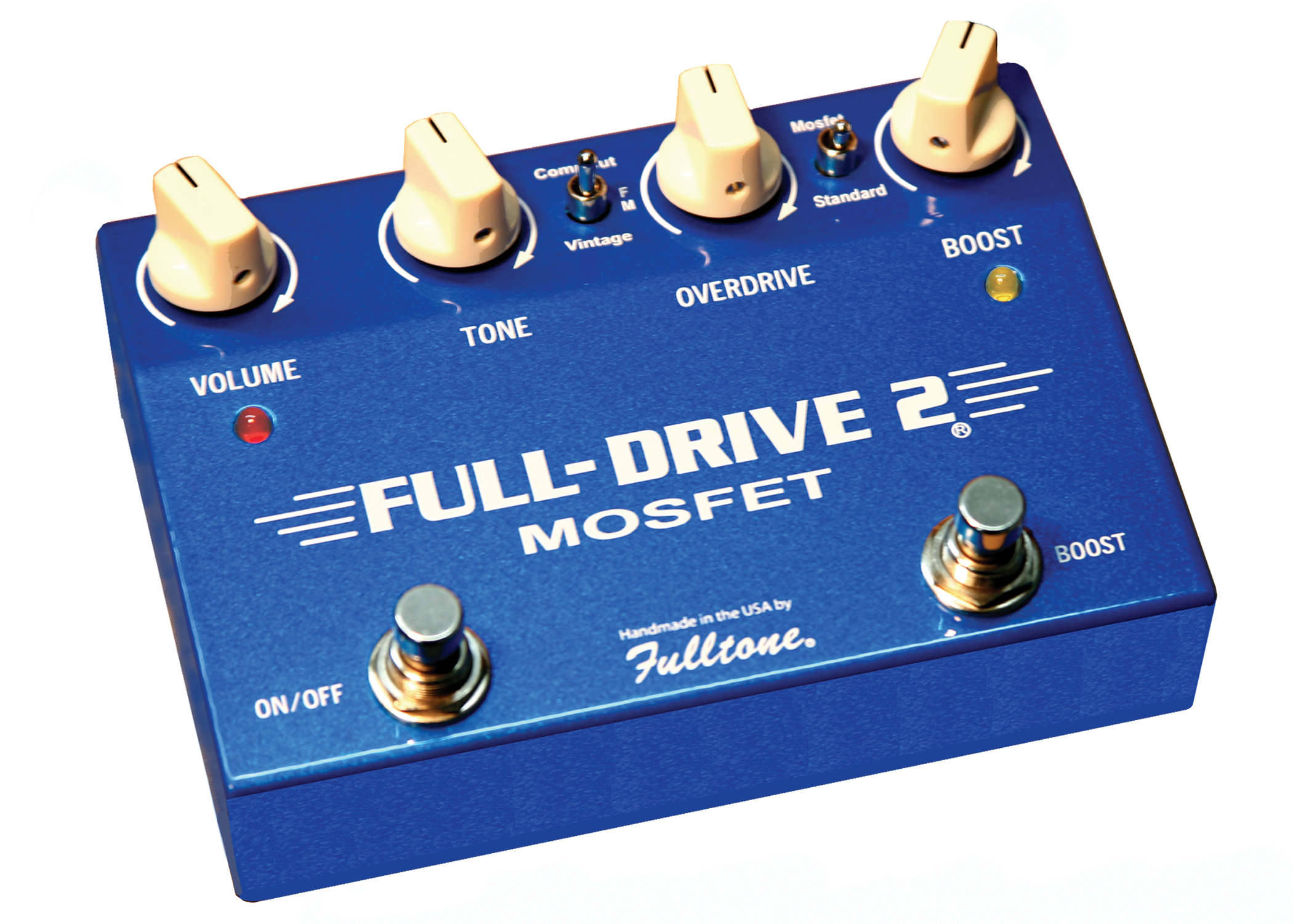 fulltone musical products inc pedals full drive2 mosfet