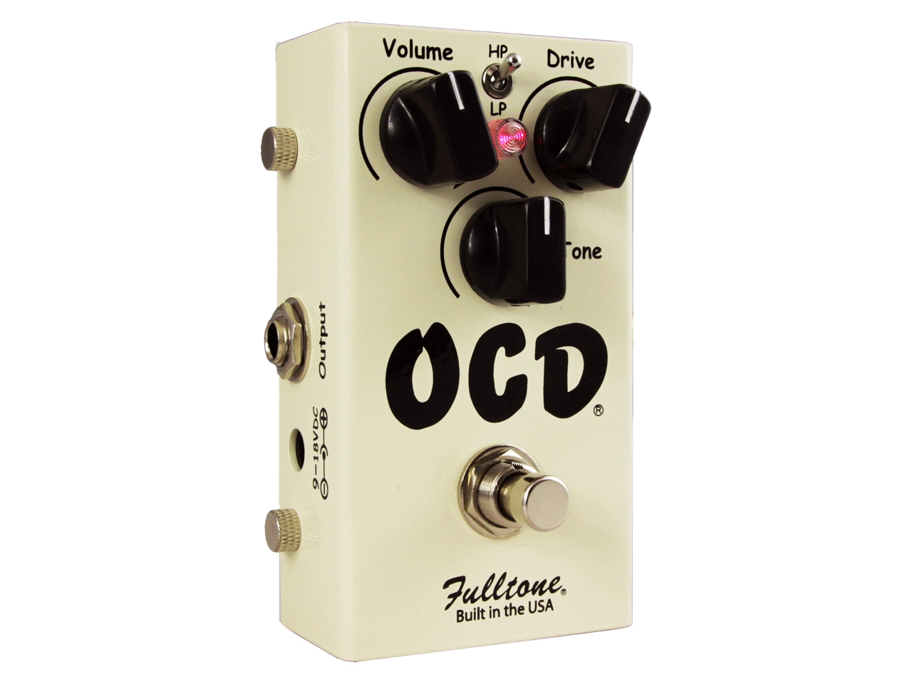 fulltone ocd bass