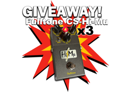 Fulltone E-News and Giveaways