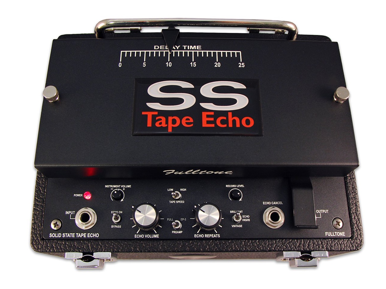 fulltone musical products inc pedals solid state tape echo. Black Bedroom Furniture Sets. Home Design Ideas